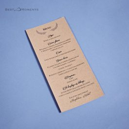 Karta menu 02