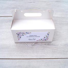 Pudełko na ciasto 02