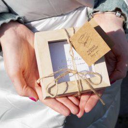 Księga Gości Pudełko Drewniane 01